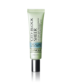City Block Sheer Oil-Free Daily Face Protector SPF 25